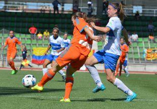 Copa de la Reina 2016 - 1/4 - Granadilla Egatesa - VCF Femenino.