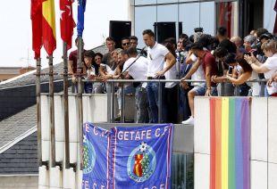 Otros eventos 2016-17 - 20170625 Celebraciones ascenso Getafe.
