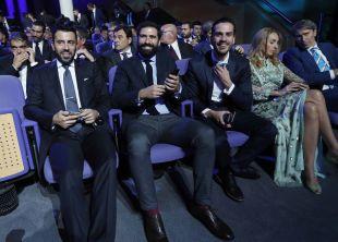 Gala LaLiga 2015-2016 - Entrega de premios - Escenario.