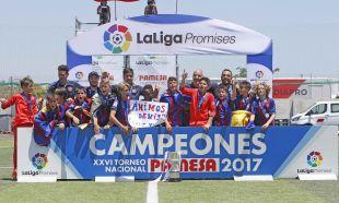 XXVI Torneo Nacional PAMESA LaLiga Promises 2017 - Jornada 3.