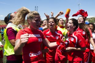 Playoff Ascenso Primera División Femenina - CE Seagull - UD Tacuense.