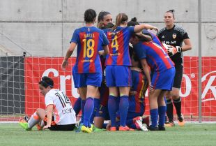 Copa de la Reina 2017 - FC Barcelona vs VCF Femenino