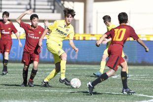 XXII Torneo Internacional LaLiga Promises Arona - Jornada 1. Partido As Roma - Villarreal