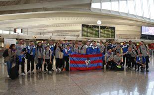 LFP World Challenge Postemporada 2016 - Eibar - Salida.