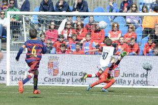 ÍscarCup 2016 LaLiga Promises - Primera jornada de competición. Partido Barça - Selección Paulista