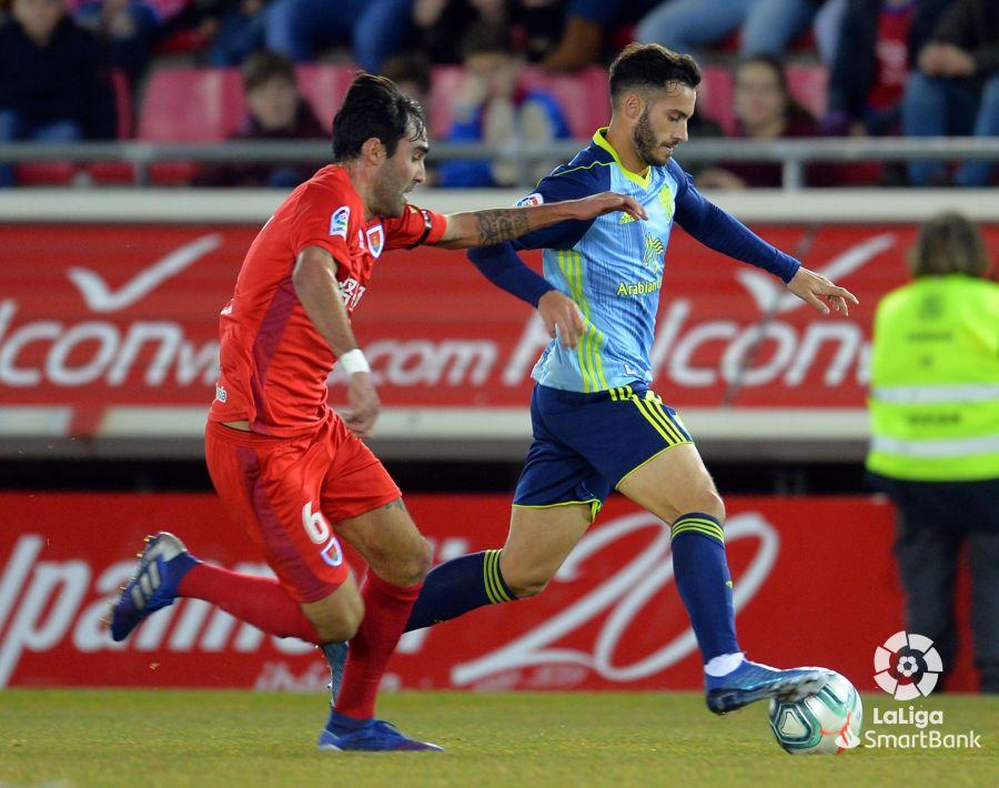 El Numancia se crece ante el Almería y logra salvar un punto en casa (1-1) | Imagen 2
