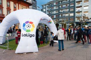 Fan zones LaLiga NonStop - Fan zone Eibar.