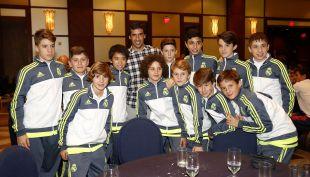 XX Torneo internacional LaLiga Promises Miami - Llegada equipos.