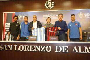 El conjunto bonaerense será el próximo rival del Málaga en la Gira LFP World Challenge