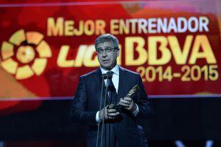 Gala LaLiga 2014-2015 - Entrega de premios - Escenario.