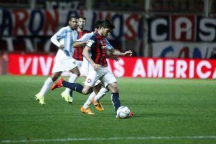 San Lorenzo terminó dejando al Málaga sin su merecido premio en la tanda de penaltis