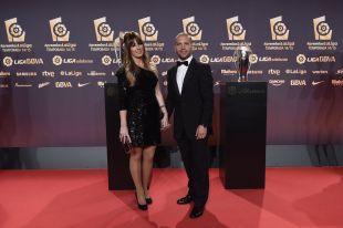 Alberto Lora tampoco faltó a su cita con #PremiosLaLiga