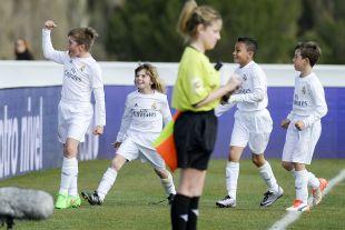 ÍscarCup 2016 LaLiga Promises - Tercera jornada de competición. Partido Real Madrid - Levante