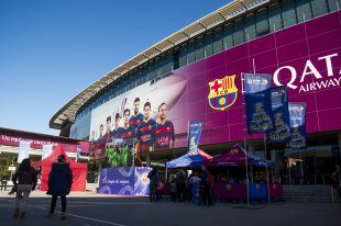 Fan zones LaLiga NonStop - Fan zone Barcelona.