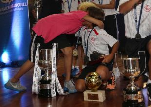 II Torneo Internacional Liga Promises Barranquilla, Colombia - Domingo, 28 de Junio de 2015.