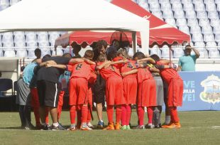II Torneo Internacional Liga Promises Barranquilla, Colombia - Jueves, 25 de Junio de 2015.
