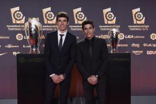 Marc y Álex Marquez, en la alfombra roja