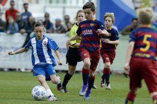 ÍscarCup 2016 LaLiga Promises - Tercera jornada de competición. Partido Barcelona - Espanyol Final