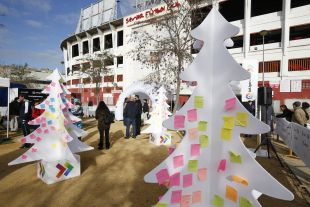 Fan zones LaLiga NonStop - Fan zone Sevilla.