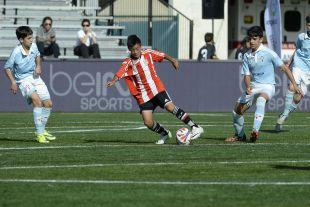 XX Torneo internacional LaLiga Promises Miami - Segunda jornada de competición. CELTA - ESTUDIANTES