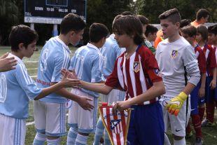 XX Torneo internacional LaLiga Promises Miami - Primera jornada de competición. ATLETICO DE MADRID - CELTA