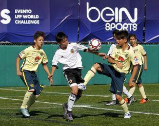 XX Torneo internacional LaLiga Promises Miami - Segunda jornada de competición.