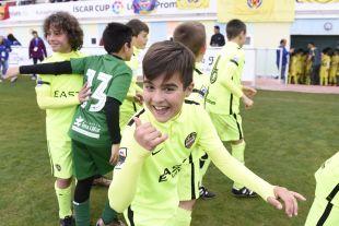 ÍscarCup 2016 LaLiga Promises - Segunda jornada de competición. Partido Sporting de Lisboa - Levante