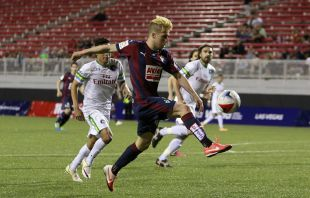 LFP World Challenge Postemporada 2016 - Eibar vs NY Cosmos.