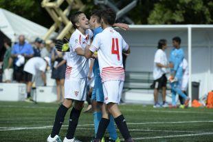 XX Torneo internacional LaLiga Promises Miami - Segunda jornada de competición. SEVILLA - BORUSSIA CUARTOS