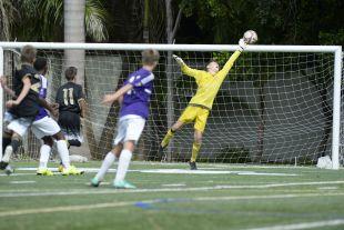XX Torneo internacional LaLiga Promises Miami - Primera jornada de competición. ORLANDO - JUVE