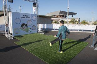 Fan zones LaLiga NonStop - Fan zone Las Palmas.