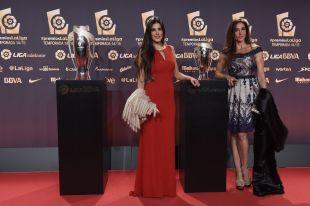 La alfombra roja de #PremiosLaLiga acogió a personajes de la cultura, el deporte y la política de nuestro país