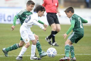 ÍscarCup 2016 LaLiga Promises - Segunda jornada de competición. Partido Real Madrid - Betis