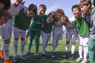 XX Torneo internacional LaLiga Promises Miami - Segunda jornada de competición. REAL MADRID - VALENCIA CUARTOS