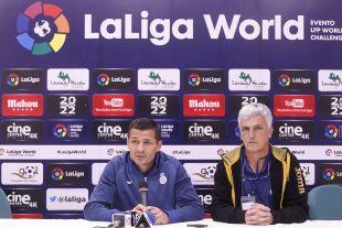 LFP World Challenge Postemporada 2016 - Espanyol vs Club Blooming.