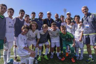 XX Torneo internacional LaLiga Promises Miami - Segunda jornada de competición. VARIOS