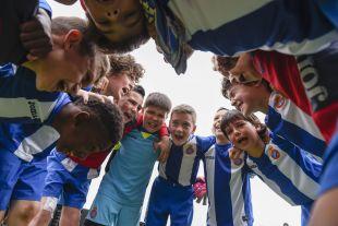 ÍscarCup 2016 LaLiga Promises - Segunda jornada de competición. Partido Espanyol - Selección Paulista