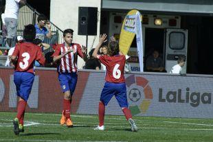 XX Torneo internacional LaLiga Promises Miami - Segunda jornada de competición. ATLETI - ORLANDO