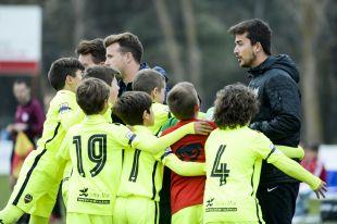 ÍscarCup 2016 LaLiga Promises - Segunda jornada de competición. Partido Celta - Levante
