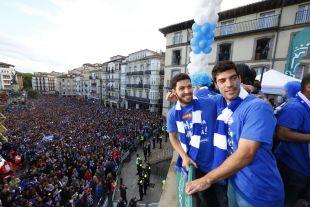 Otros eventos 2015-16 - Celebración ascenso Deportivo Alavés.