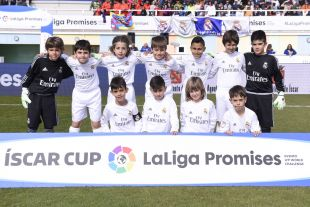 ÍscarCup 2016 LaLiga Promises - Tercera jornada de competición.