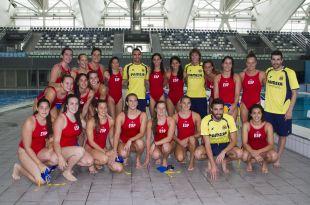 LFP World Challenge - Partido waterpolo femenino España - China.
