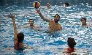 LFP World Challenge - Partido waterpolo femenino España - China. China-España Waterpolo y Villarreal