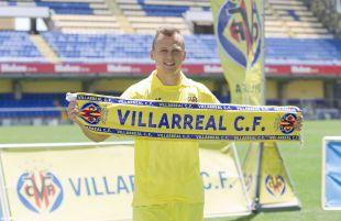Cheryshev inicia una nueva aventura en el Villarreal
