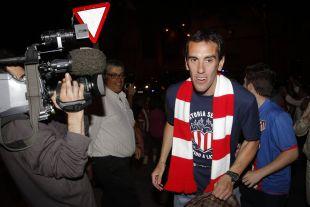 Godín, uno de los grandes protagonistas del choque frente al Barcelona