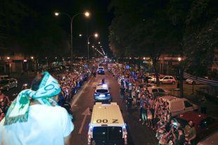 Todo Córdoba se echó a las calles para celebrar el regreso a la Liga BBVA