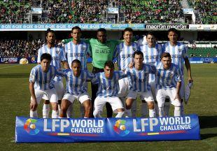 En su segundo partido de la gira, los malacitanos se encontraron con el Adelaide United FC.