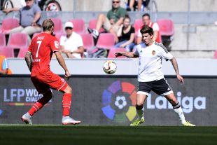 Santi Mina disfrutó de minutos frente al Köln