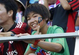 En Japón el Atlético se lleva en la piel.