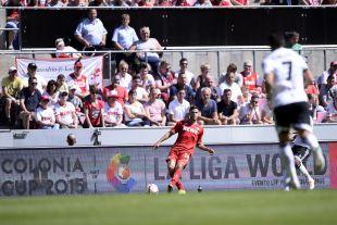 El FC Köln se adelantó en el marcador